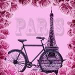 """Sweet Romantic Ride To Paris"" by IrinaSztukowski"