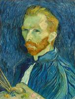 Vincent van Gogh's Self-Portrait, August 1889