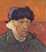 Vincent van Gogh's Self-Portrait