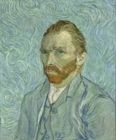Vincent van Gogh's Self-Portrait, September 1889
