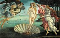 Sandro Botticelli's The Birth of Venus
