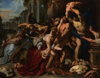 Peter Paul Rubens's Massacre of the Innocents