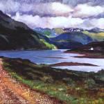 """LAKESHORE ROAD SOTLAND"" by DavidLloydGlover"