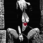 """""""Valentine Cowgirl"""" by davegafford"""