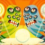 """Eyed Monster"" by MLaznicka"