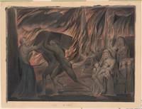 William Blake, 1757-1827, Fire
