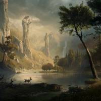 Solace Art Prints & Posters by Sarel Theron