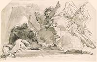 Giovanni Battista Tiepolo, 1696-1770, The Angel at