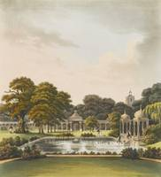 Repton, Humphry DESIGNS FOR THE PAVILION AT BRIGHT