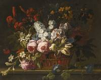 Gaspar Peeter Verbruggen the Elder STILL LIFE OF P