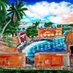 """""""La Fortaleza, San Juan Puerto Rico"""" by galina"""