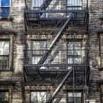 """Fire Escape in New York City"" by lillisphotography"