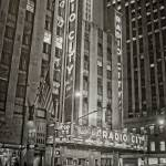"""radio city music hall in sepia"" by lillisphotography"