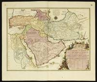 Middle East Map 1720