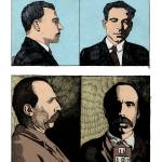 """Sacco & Vanzetti"" by mariozuccaillustration"