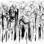 """""""Ink Forest"""" by oystudio"""