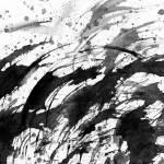 """Ink Waves"" by oystudio"
