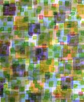Large Squares covered by Small Green Squares