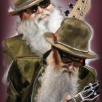 """ZZ TOP"" by MelanieD"