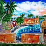 """La Fortaleza, SJ Puerto Rico"" by galina"