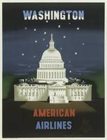 Vintage poster - Washington, D.C.