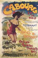 Vintage poster - Cabourg