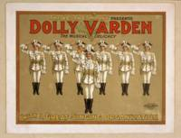 Vintage poster - Dolly Varden