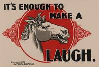 Vintage poster - Laughing Horse