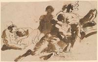 Giovanni Battista Tiepolo, 1696-1770, Bacchus and
