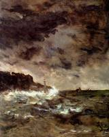 Stevens_Alfred_A_Stormy_Night