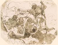 Giovanni Battista Tiepolo, 1696-1770, Error and Fa