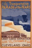 Vintage poster - Great Lakes Exposition