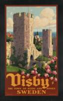Vintage poster - Visby