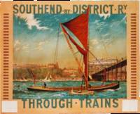 Vintage poster - Southend