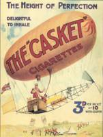 Vintage poster - The Casket Cigarettes