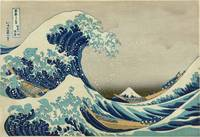 Vintage poster - The Great Wave Off Kanagawa