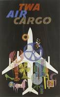 Vintage poster - Air Cargo
