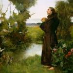"""Albert Chevallier Tayler - Saint Francis 1895"" by motionage"