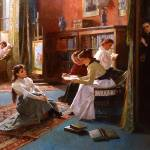 """Alexander Mark Rossi - Forbidden Books 1897"" by motionage"
