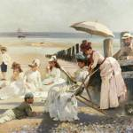 """Alexander Mark Rossi - On the Shores of Bognor Reg"" by motionage"