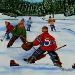 """""""Facing the Goalie"""" by anthonydunphy"""