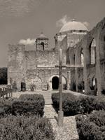 Mission San Jose, Monochrome