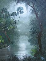 Misty Loxahatchee River