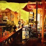 """""""Balcony Cafe"""" by Kirtdtisdale"""