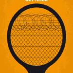 """No594 My Get hard minimal movie poster"" by Chungkong"
