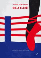 No597 My Billy Elliot minimal movie poster
