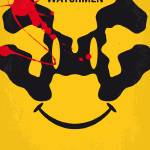 """No599 My watchmen minimal movie poster"" by Chungkong"