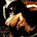 """""""Cozy Cowgirl"""" by davegafford"""