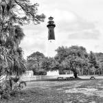 """Hunting Island lighthouse"" by Hansen"