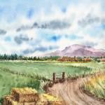 """""""Road To the Mountains"""" by IrinaSztukowski"""